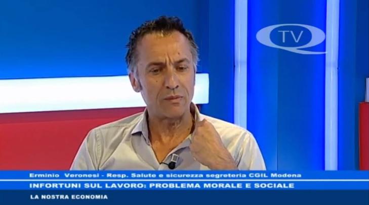 Erminio Veronesi 2.5.19 (Tv Qui)