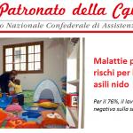 Patronato Inca Nazionale - Malattie professionali: rischi per il personale asili nido