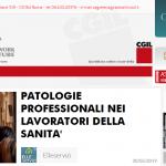 Radioarticolo1 - Patologie professionali nei lavoratori della sanità
