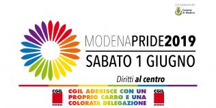Modena Pride 2019 - 1 giugno 2019