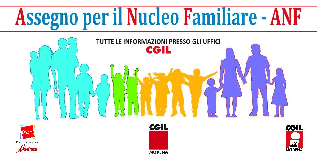 Assegno per il Nucleo Familiare - ANF