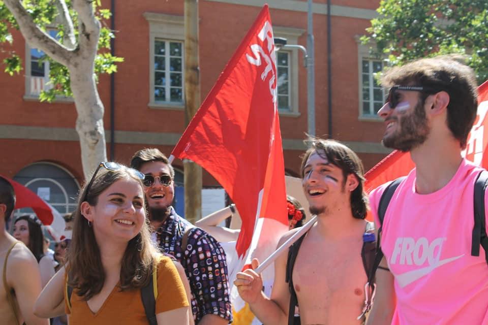 Camilla Scarpa Pride Modena 1.6.19