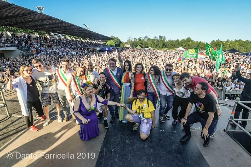 DANTE FARRICELLA 2 Modena Pride 1.6.19