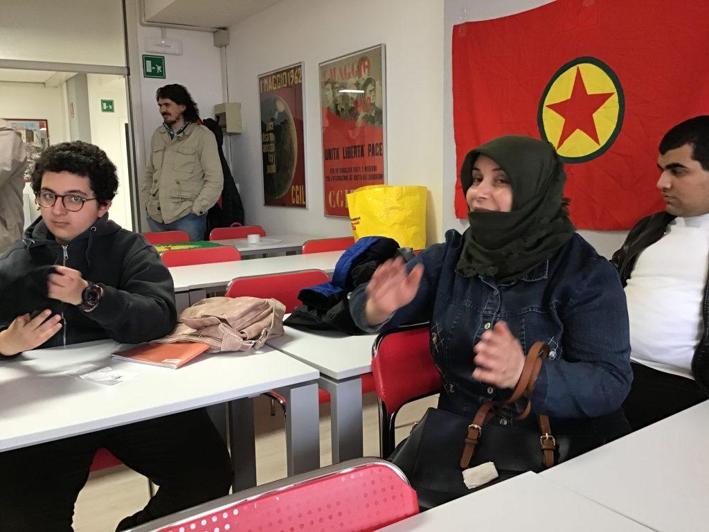 marcia kurdi, tappa Modena, 29.5.19