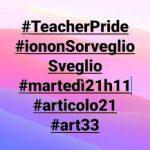 Teacher pride