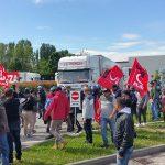 Italpizza sciopero 21.5.19