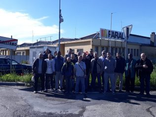 sira (ex faral) sciopero 30.5.19