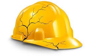 infortuni lavoro casco edile