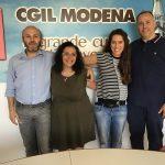 segreteria Filt Cgil Modena, 14.6.19