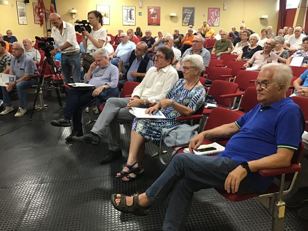 Auser conferenza di Organizzazione, 28.6.19