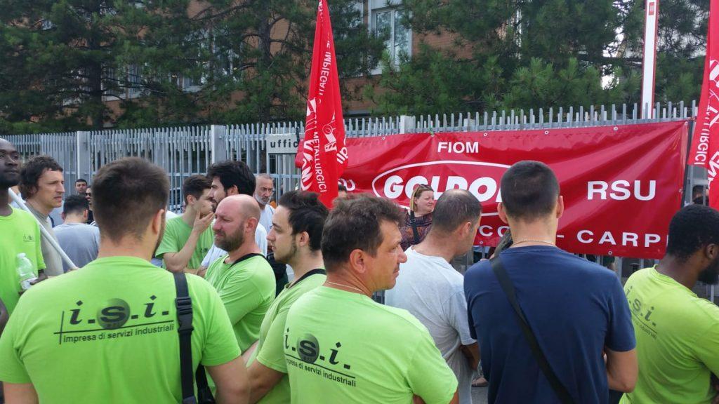 sciopero Goldoni 27.6.19