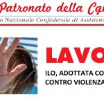 Lavoro - Ilo, adottata convenzione contro violenze e molestie