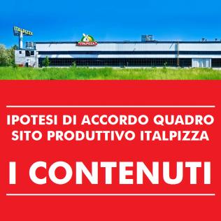 Ipotesi Accordo Quadro sito Italpizza - 25/72019