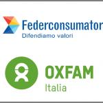 Federconsumatori + Oxfam