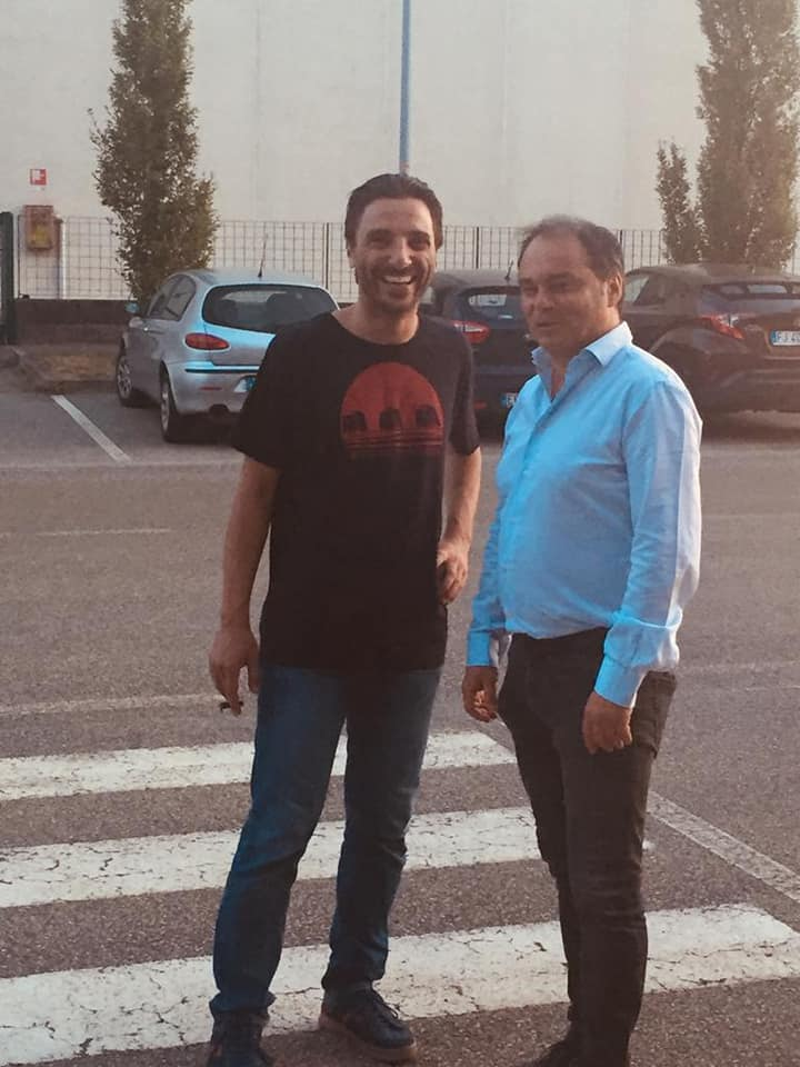 Martinelli Ettore diretta a In Onda, La7, 1.8.19