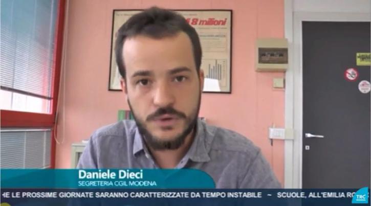 Daniele Dieci (2) intervista Trc 23.8.19