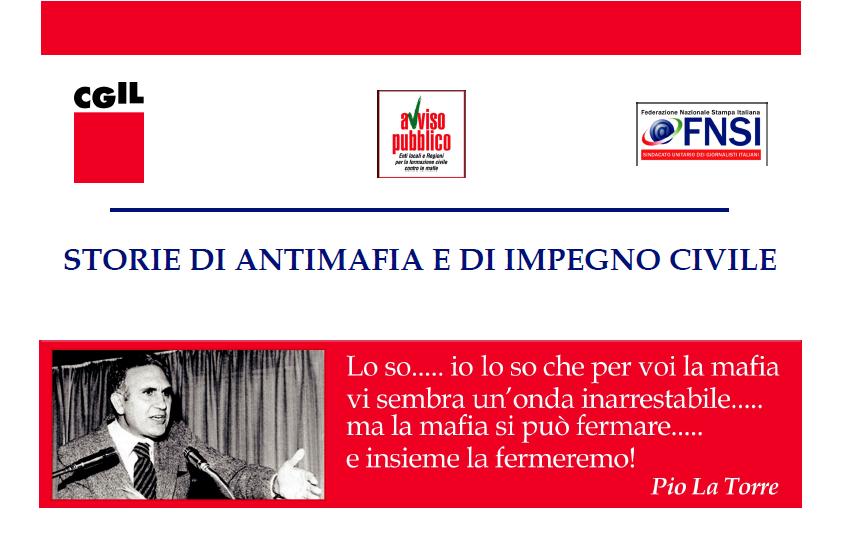 Storie di antimafia e di impegno civile, Università di Bologna, 13.9.19