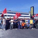Dinamic Oil, sciopero 30.9.19