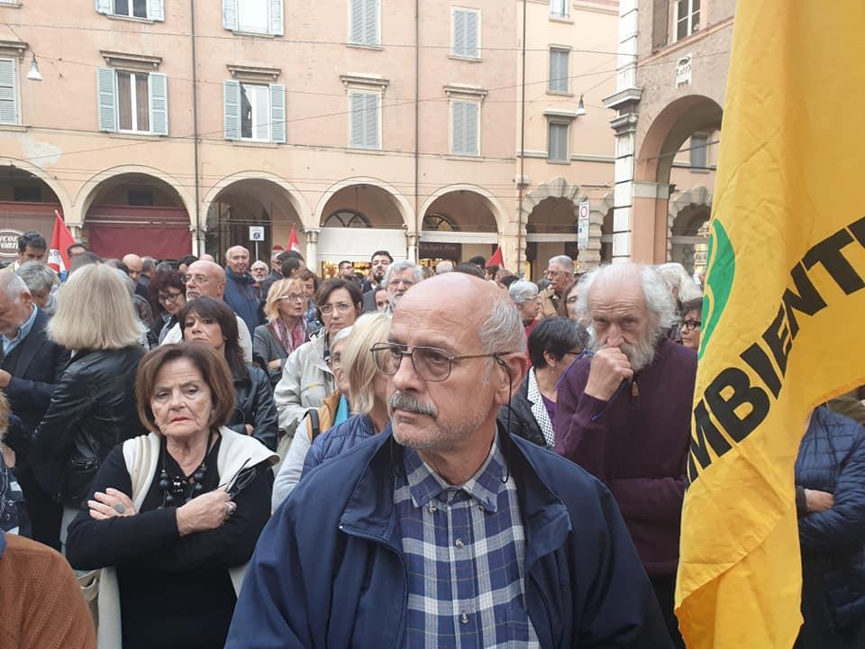 presidio per il Rojava, contro invasione turchia curdi siriani, 12.10.19