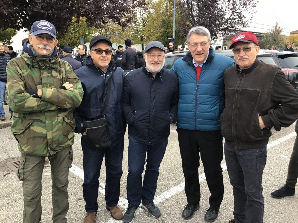 presidio Emmegi Landini, 31.10.19