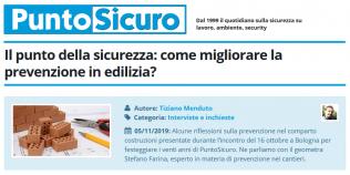 PuntoSicuro - Il punto della sicurezza: come migliorare la prevenzione in edilizia?