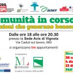 Comunità in corso ... relazioni che generano benessere a Vignola