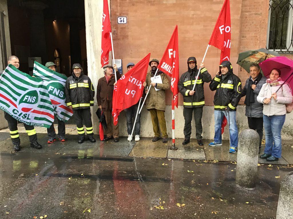 presidio vigili fuoco 15.11.19