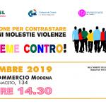 27_novembre giornata contro violenza donne