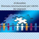 18 DICEMBRE GIORNATA INTERN MIGRANTE