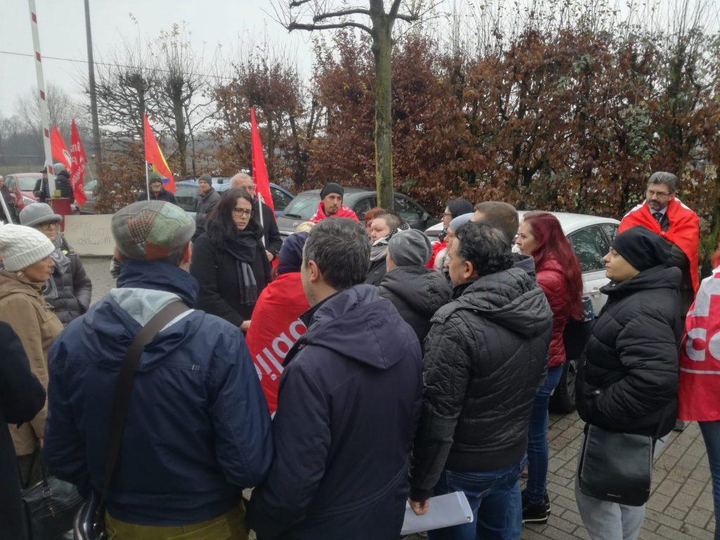 Presidio Villa Margherita - 21/12/2019