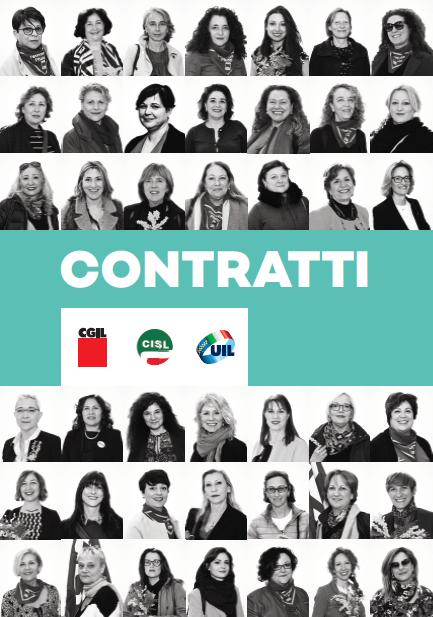 le donne e i valori di cgil cisl uil contratti