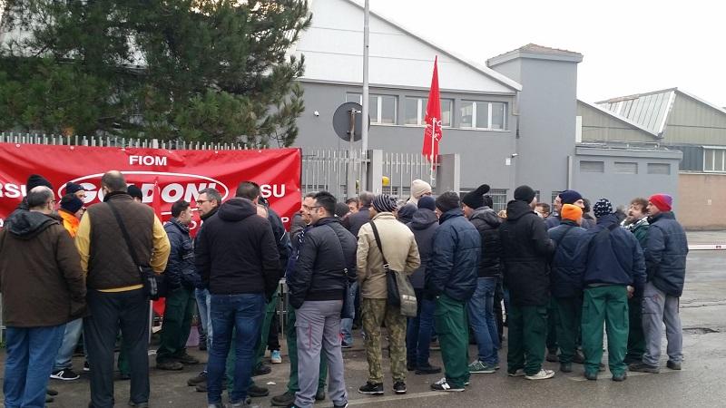 sciopero Goldoni Arbos, 17.12.19