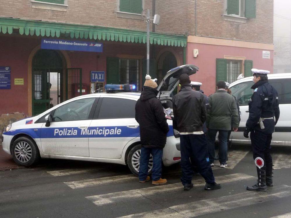 polizia sassuolo controlli
