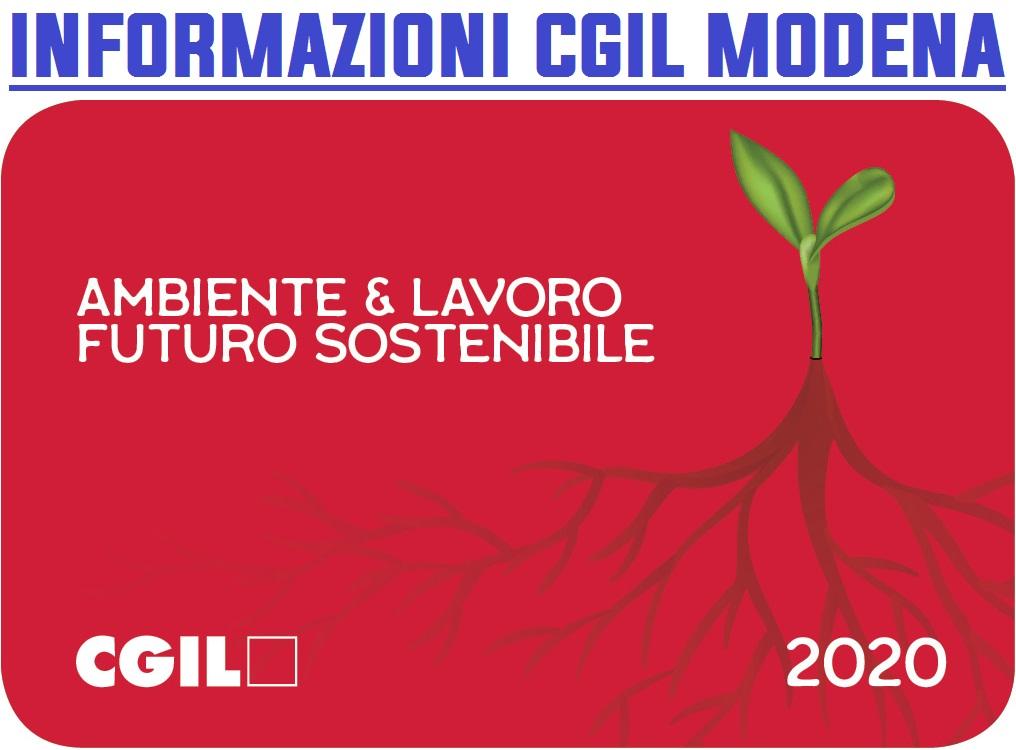 Tessera Cgil 2020
