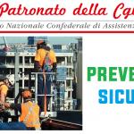 Patronato Inca Cgil - Prevenzione e Sicurezza