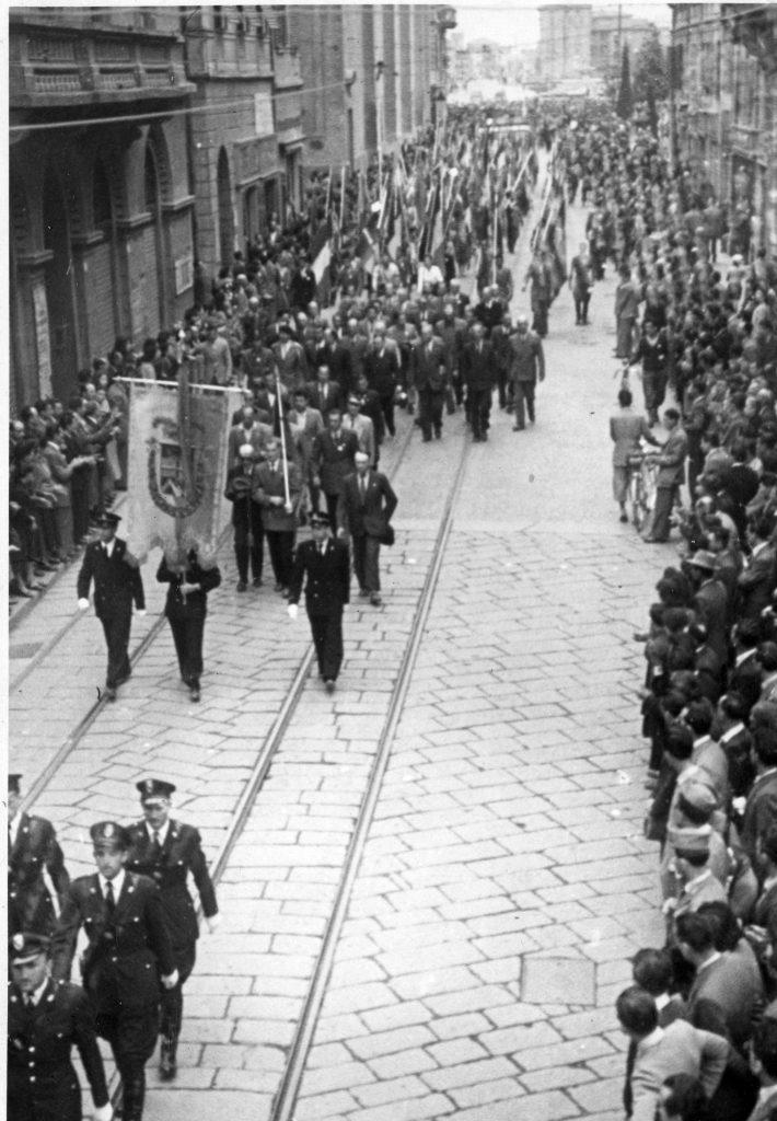 foto mostra 9 gennaio 1950, la memoria della città, 9.1.20