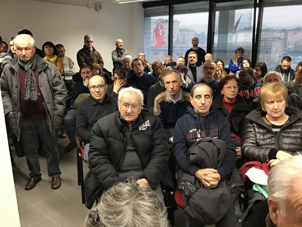 landini inaugurazione Sassuolo 18.1.20