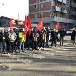 Marchesi & C. sciopero c/o Itl Modena 29.1.20