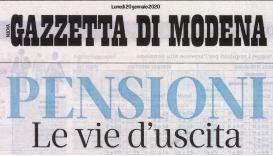 pensioni gazzetta