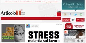 Radioarticolo1.it - Stress, malattia sul lavoro