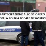Sciopero Polizia locale di Sassuolo - 11/2/2020