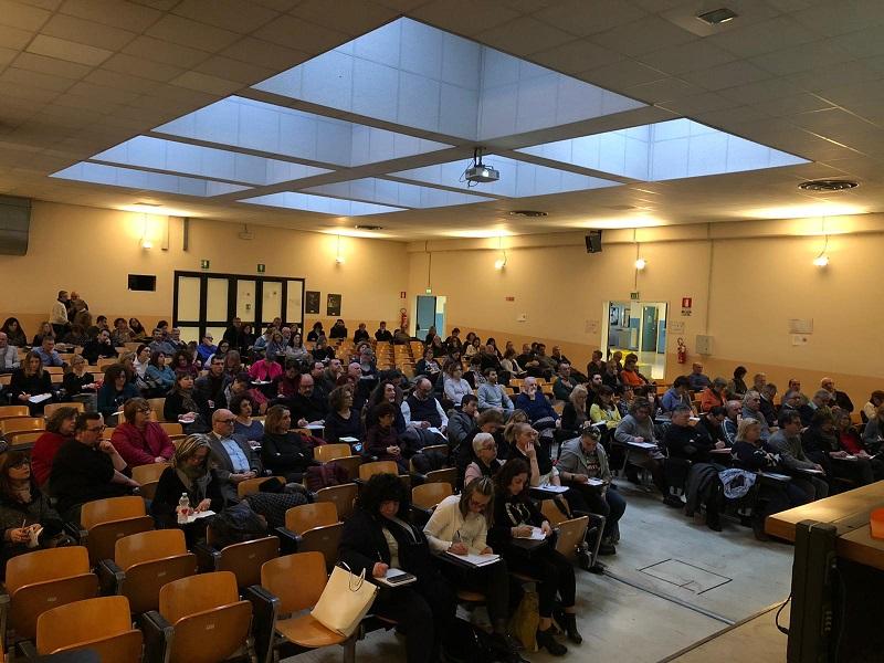 sicurezza scuole Cgil Cisl Uil, 17.2.20