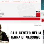 Radioarticolo1 - Anche i call center nella terra di nessuno