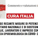 Decreto Cura Italia - Coronavirus