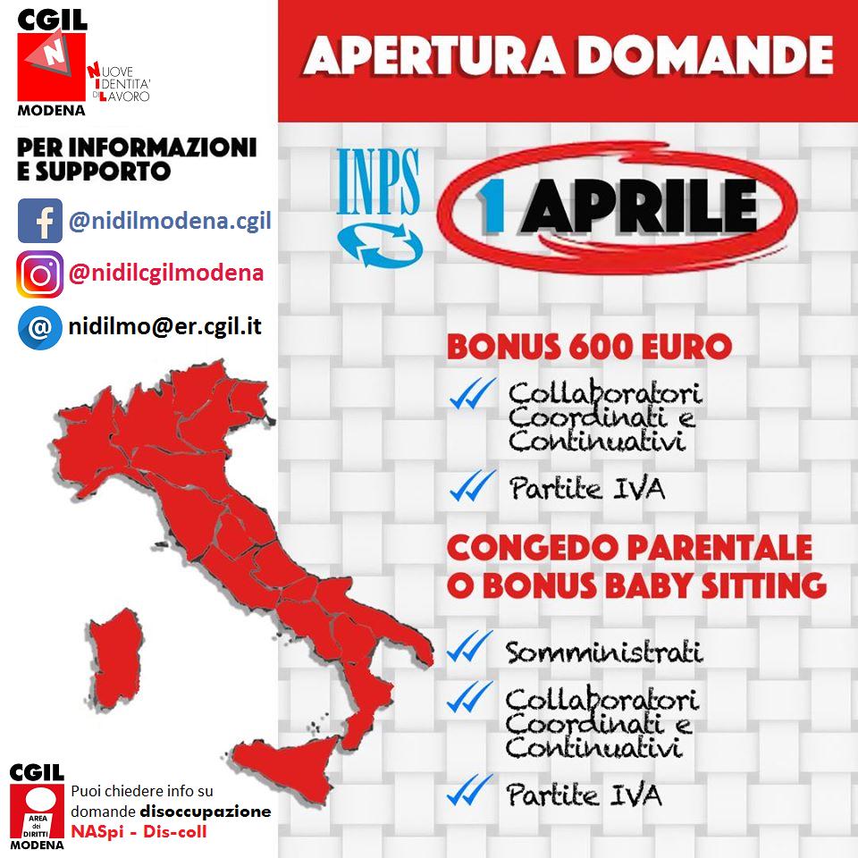 emergenza coronavirus - aggiornamento decreto cura italia misure autonomi collaboratori