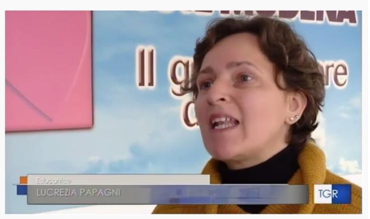 Lucrezia Papagni educatrice Gulliver