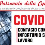 Patronato Inca Cgil Nazionale - Covid-19: contagio come infortunio sul lavoro