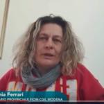 Stefania Ferrari Fiom