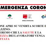 coronavirus filctem Femca Uiltec vendita scorte di magazzino