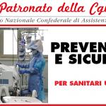 Patronato Inca Cgil Nazionale - Prevenzione e sicurezza per sanitari universitari